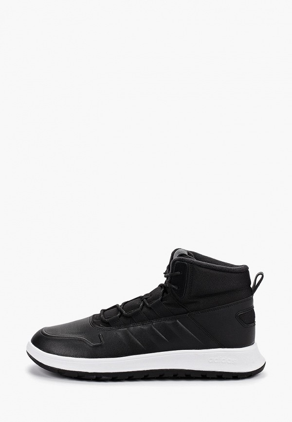 Фото - Кроссовки adidas черного цвета