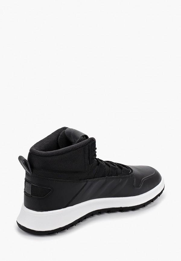Фото 3 - Кроссовки adidas черного цвета