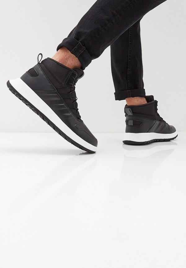 Фото 6 - Кроссовки adidas черного цвета