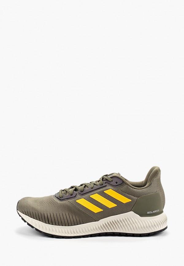 Купить Кроссовки adidas цвета хаки