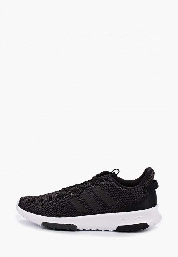 Фото - мужские кроссовки adidas черного цвета