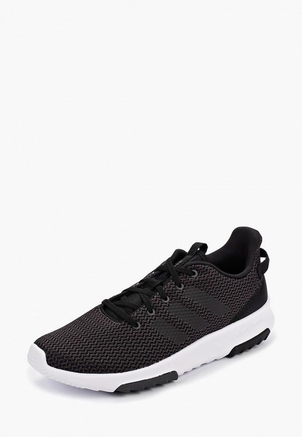 Фото 2 - мужские кроссовки adidas черного цвета