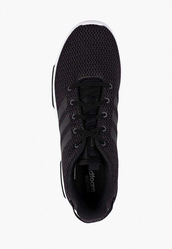 Фото 4 - мужские кроссовки adidas черного цвета