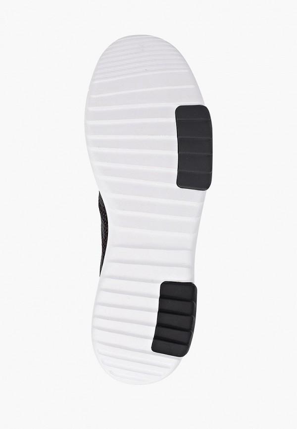 Фото 5 - мужские кроссовки adidas черного цвета