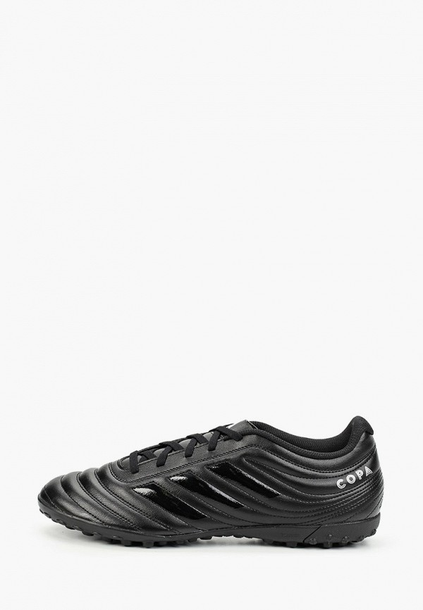 мужские бутсы adidas, черные