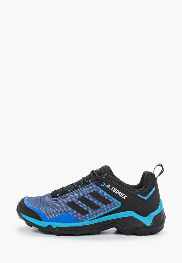 мужские кроссовки adidas, синие