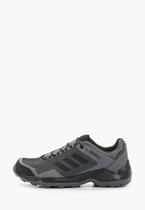 мужские ботинки adidas, серые