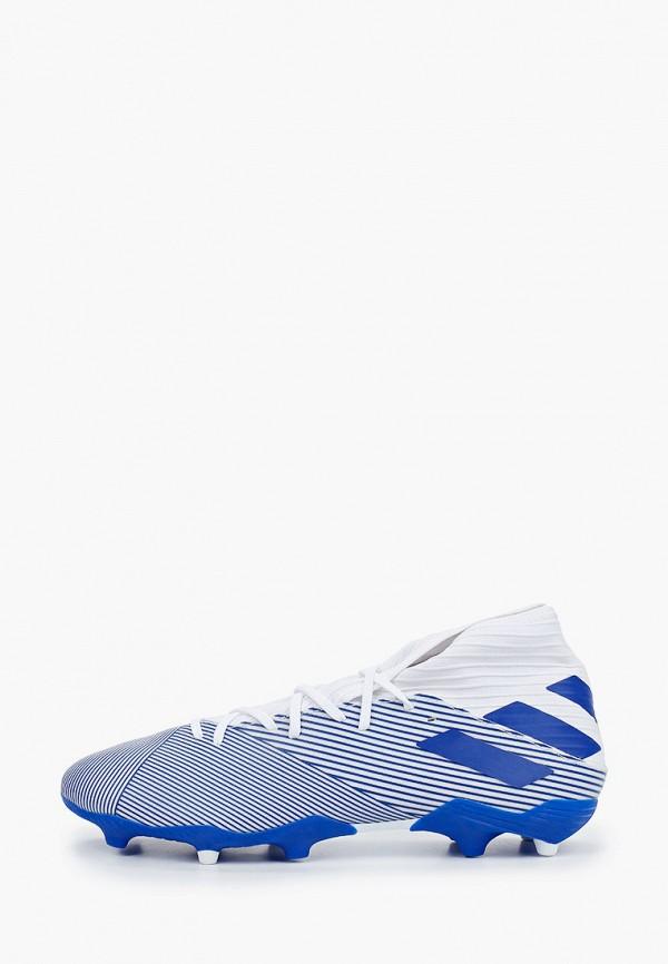 Фото - Бутсы adidas бежевого цвета