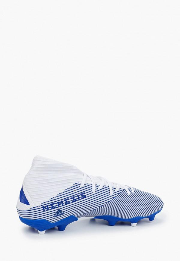 Фото 3 - Бутсы adidas бежевого цвета