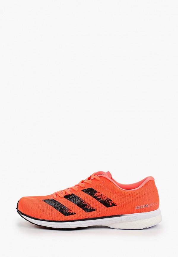 мужские кроссовки adidas, коричневые