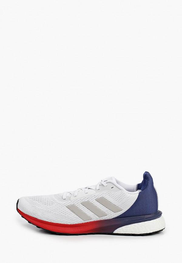 мужские кроссовки adidas, белые