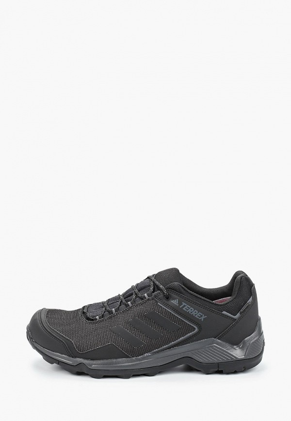 мужские низкие кроссовки adidas, черные