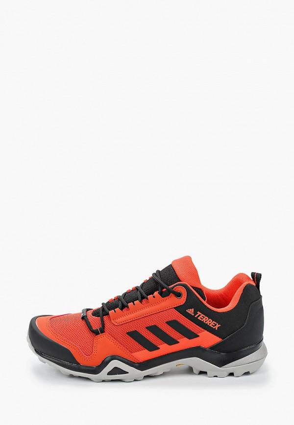 мужские низкие кроссовки adidas, оранжевые