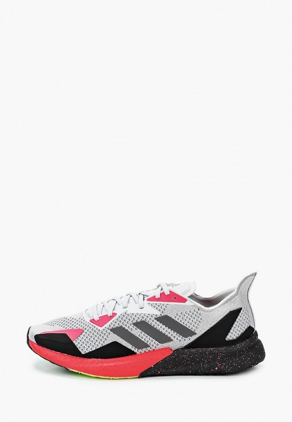мужские низкие кроссовки adidas, серые