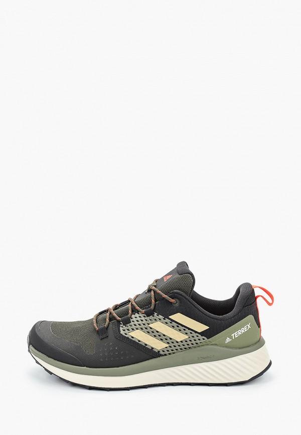 мужские низкие кроссовки adidas, хаки