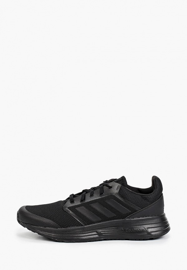 мужские кроссовки adidas, черные