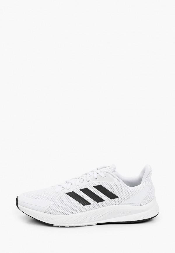 мужские низкие кроссовки adidas, белые