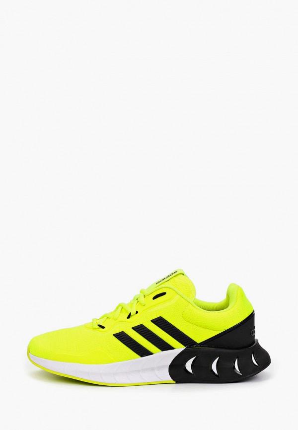 мужские низкие кроссовки adidas, желтые