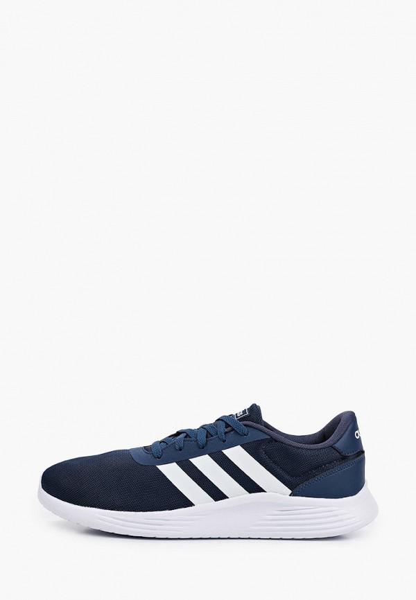 мужские низкие кроссовки adidas, синие