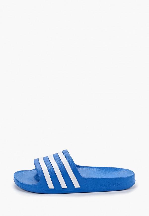 цена на Сланцы adidas adidas AD002AUFKBY7