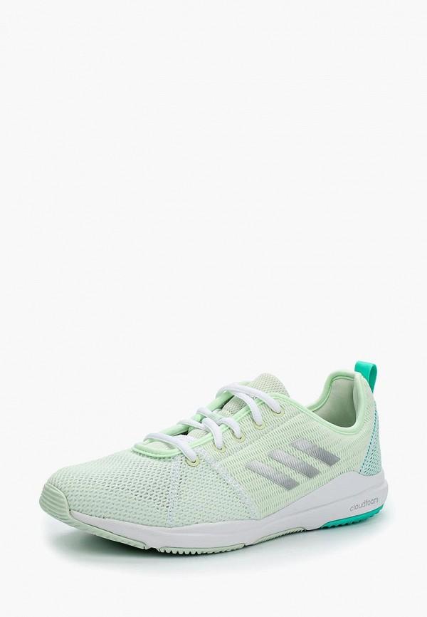 Кроссовки adidas adidas AD002AWALWA8 кроссовки для тенниса adidas adipower barricade f32332