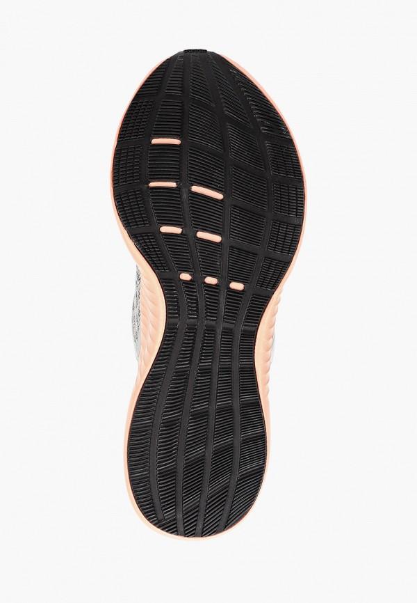 Фото 5 - женские кроссовки adidas серого цвета