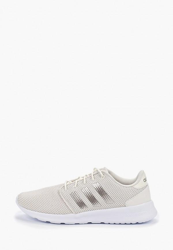 Фото - женские кроссовки adidas белого цвета