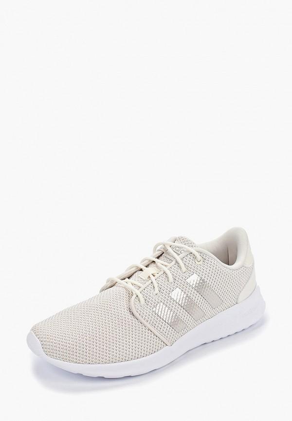 Фото 2 - женские кроссовки adidas белого цвета