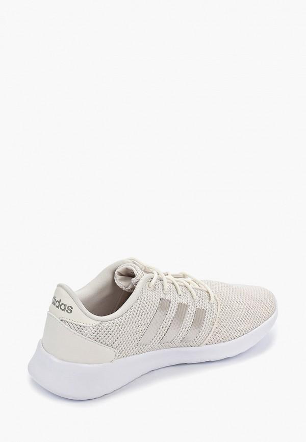 Фото 3 - женские кроссовки adidas белого цвета