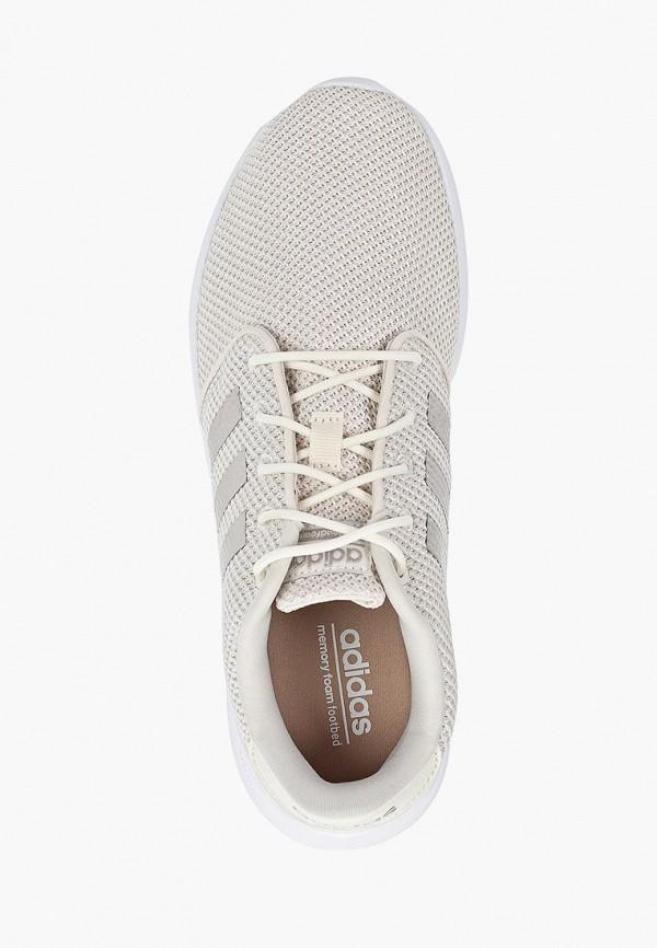 Фото 4 - женские кроссовки adidas белого цвета