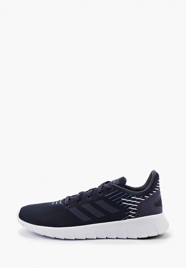 Купить Кроссовки adidas синего цвета
