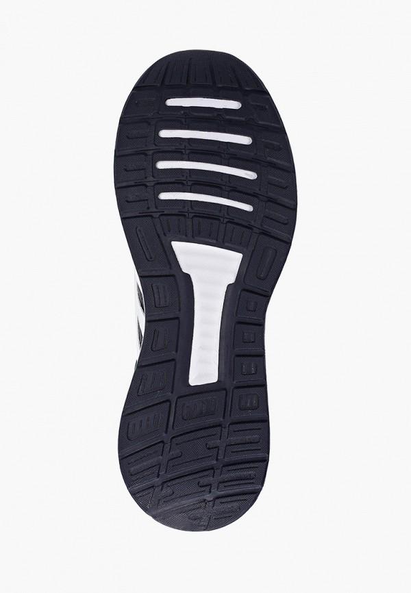 Фото 5 - женские кроссовки adidas синего цвета