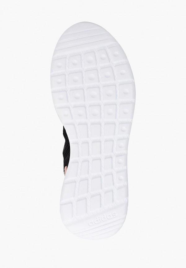 Фото 5 - женские кроссовки adidas черного цвета
