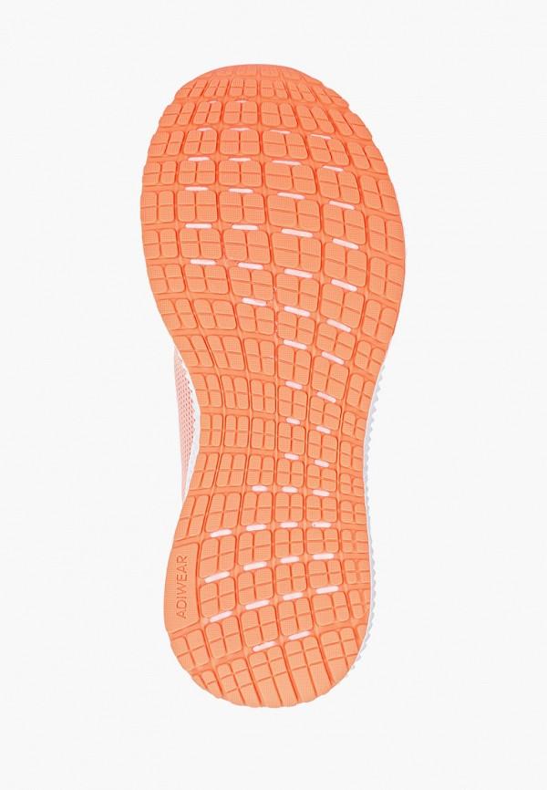 Фото 5 - женские кроссовки adidas розового цвета