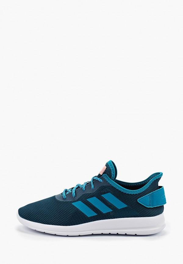Фото - Кроссовки adidas бирюзового цвета