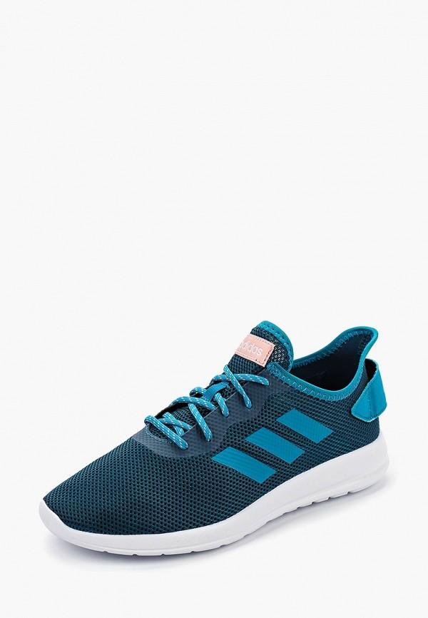 Фото 2 - Кроссовки adidas бирюзового цвета