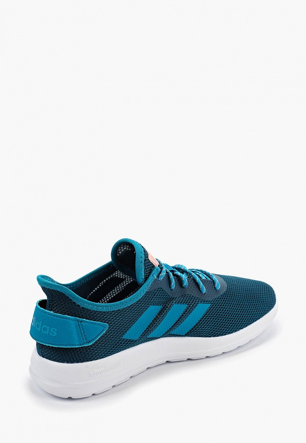 Фото 3 - Кроссовки adidas бирюзового цвета