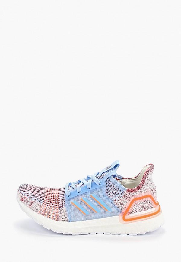 Фото - женские кроссовки adidas разноцветного цвета
