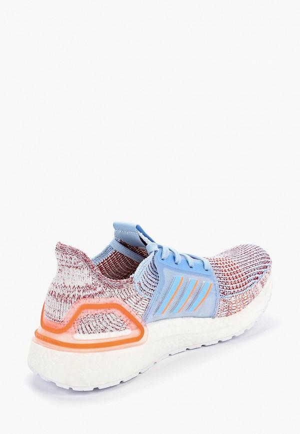 Фото 3 - женские кроссовки adidas разноцветного цвета