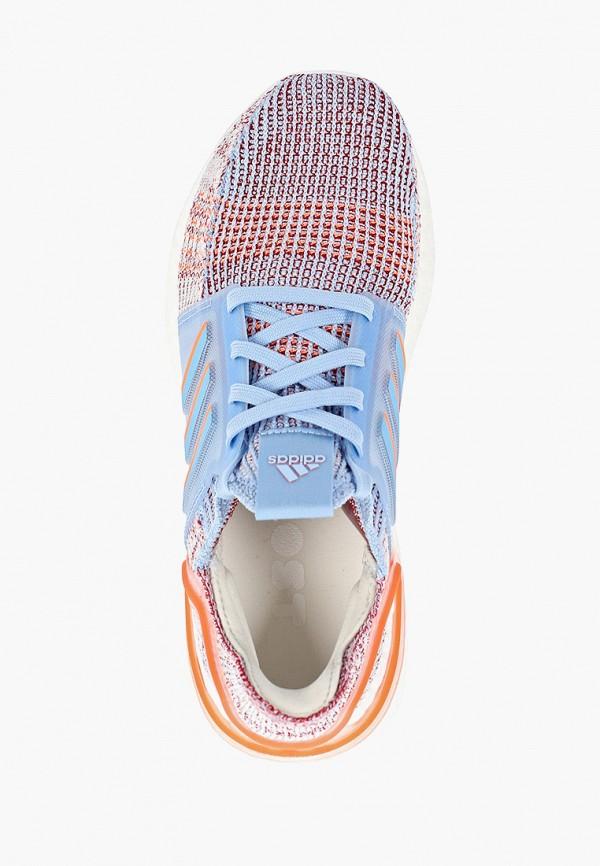 Фото 4 - женские кроссовки adidas разноцветного цвета