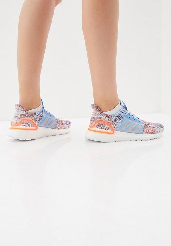 Фото 6 - женские кроссовки adidas разноцветного цвета