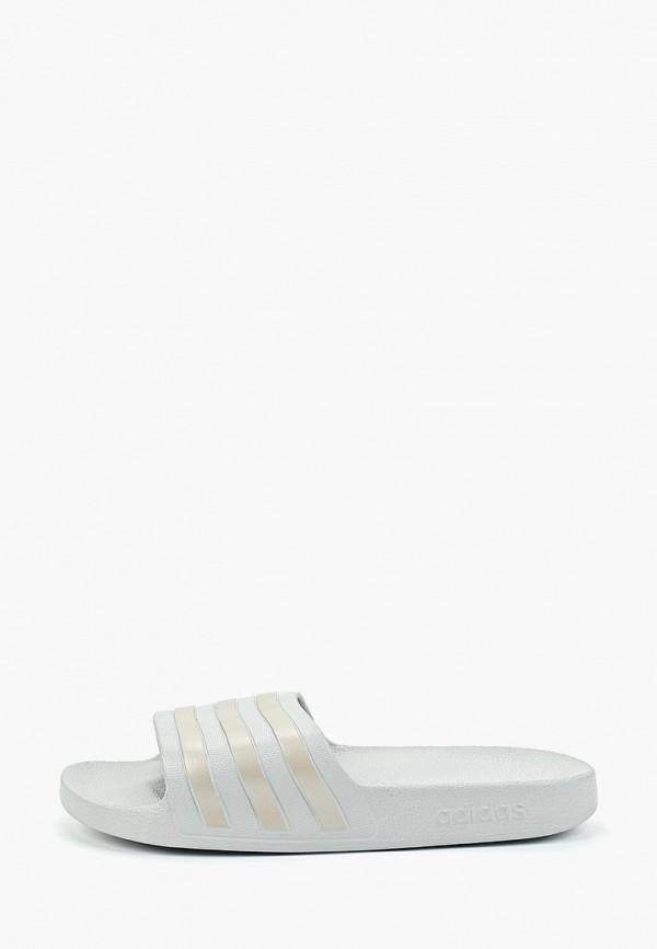 цена на Сланцы adidas adidas AD002AWFKCT8