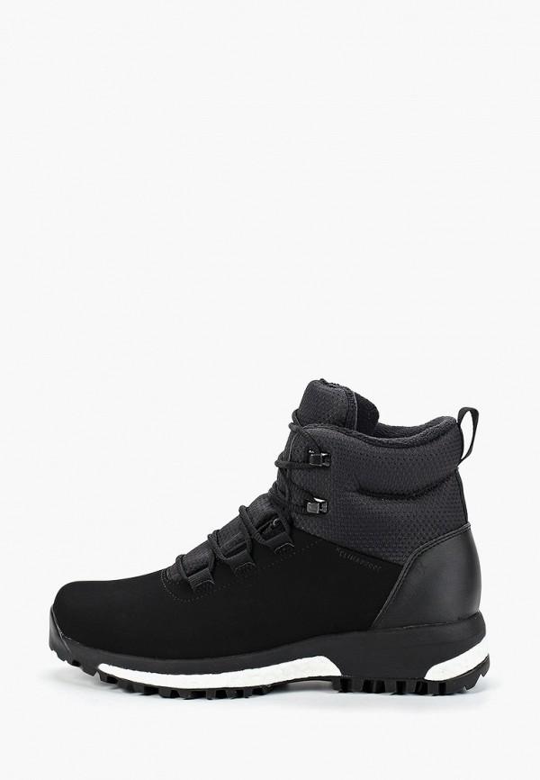 женские ботинки adidas, черные