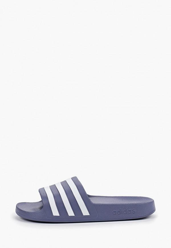 цена на Сланцы adidas adidas AD002AWGBIB6