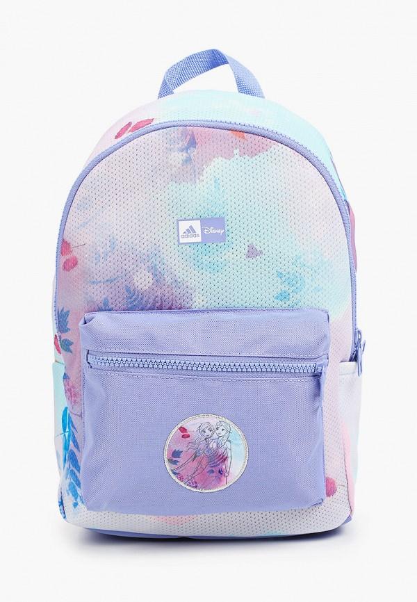 рюкзак adidas для девочки, разноцветный