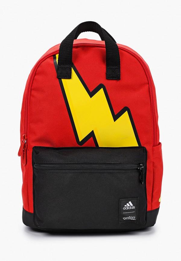 рюкзак adidas малыши, красный