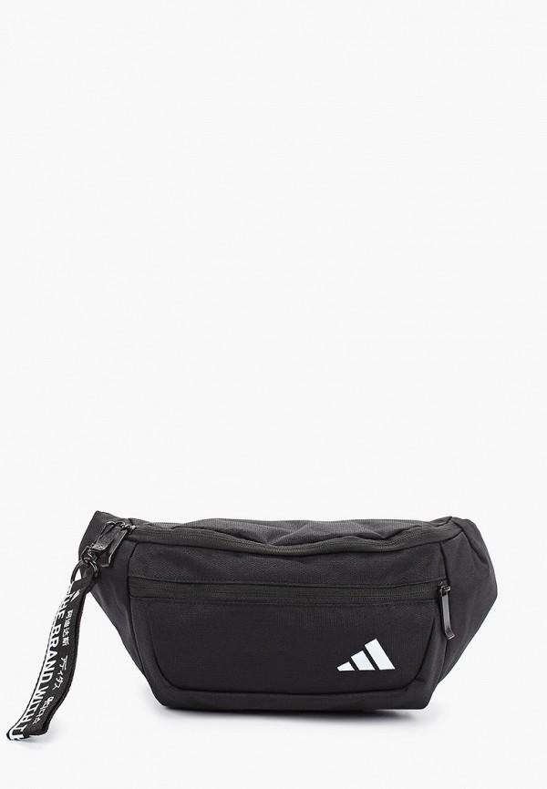 мужская сумка adidas, черная