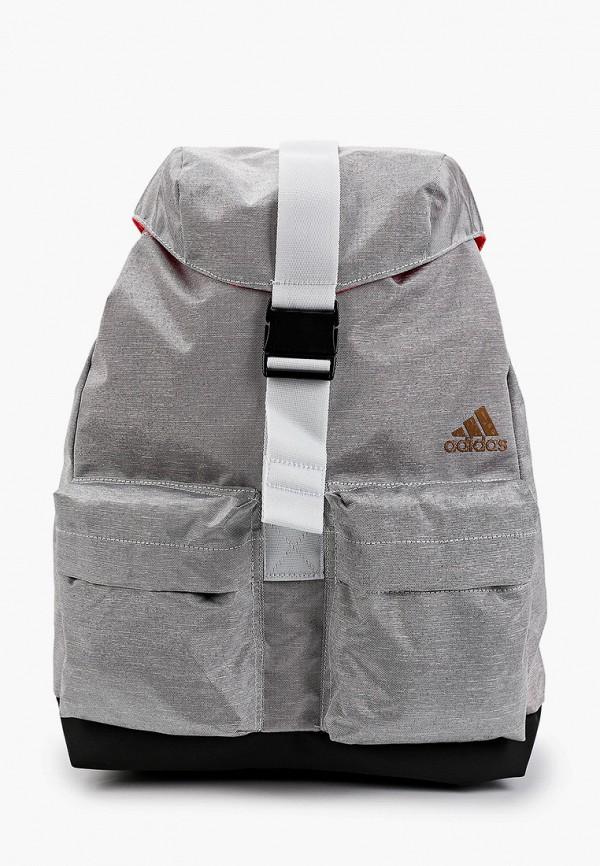 мужской рюкзак adidas, серый