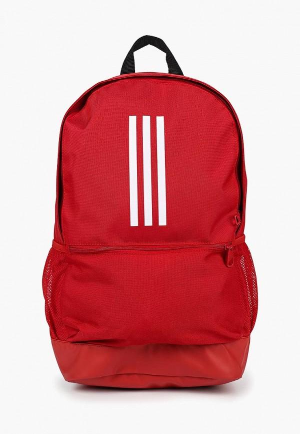 женский рюкзак adidas, красный