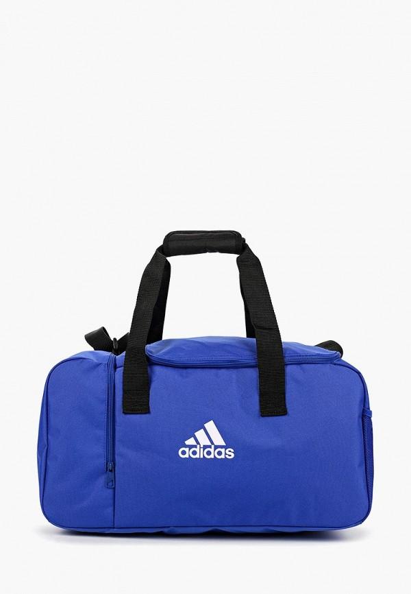 женская сумка adidas, синяя
